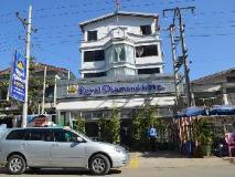 Royal Diamond Hotel: surroundings