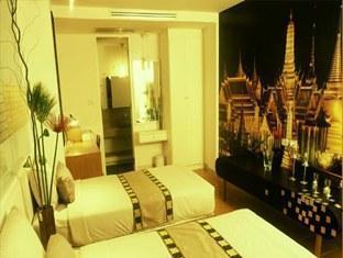 Bangkok Boutique Hotel Bangkok - Deluxe Room