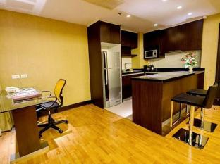 Rembrandt Towers Serviced Apartments Bangkok - Guest Room