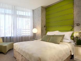 Cosmo Hotel Hong Kong Hong Kong - Green Room