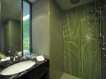 Cosmo Hotel Hong Kong: bathroom