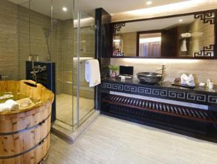 Emperor Hotel मकाओ - बाथरूम