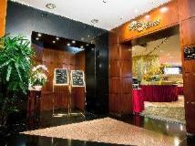 Kimberley Hotel: interior