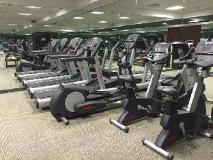 Kimberley Hotel: fitness room