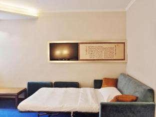 Kimberley Hotel Hong Kong - Deluxe with extra bed