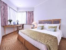Kimberley Hotel: guest room