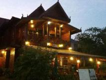 Zuela Guesthouse and Restaurant: restaurant