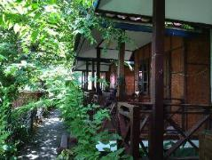 Hotel in Muang Khong | Datta Banana Leaf Restaurant and Bungalow