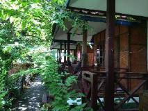 Datta Banana Leaf Restaurant and Bungalow: garden