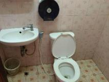 Datta Banana Leaf Restaurant and Bungalow: bathroom