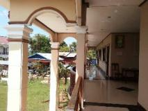 Khonesavath Guesthouse: balcony/terrace