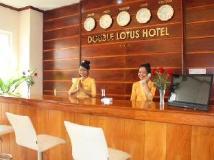 Double Lotus Hotel: reception