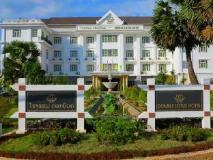 Double Lotus Hotel: exterior