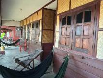 Tena 2 Bungalow: balcony/terrace