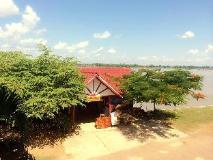Don Khong 1 Guesthouse: restaurant