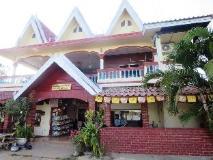 Don Khong 1 Guesthouse: entrance