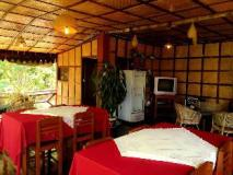 Vimala Guesthouse and Restaurant: restaurant