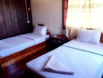 Khong View Guesthouse: guest room