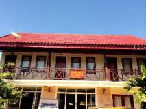 Khong View Guesthouse: interior