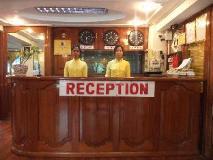 Sunflower Hotel: reception