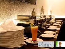Samraj Hotel: buffet