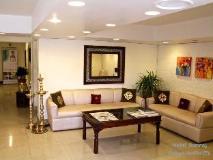 Samraj Hotel: lobby