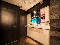 Daejeon Hotel Max: reception