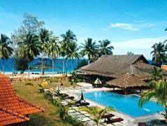 Malaysia Hotels | D'Coconut Island Resort