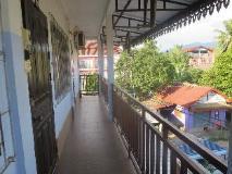 Mexaiphone Guesthouse: balcony/terrace