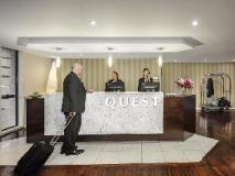 Quest North Ryde: reception