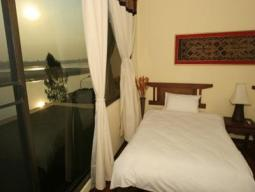 Deluxe Suite 2 aparte bedden zonder bad