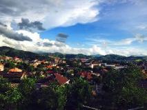 Vansana Plain of Jars Hotel: view