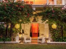 Maison Souvannaphoum Hotel: entrance