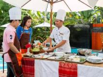 Maison Souvannaphoum Hotel: food and beverages