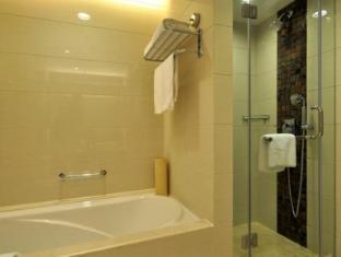 Xujiahui Park Hotel Shanghai - Bathroom