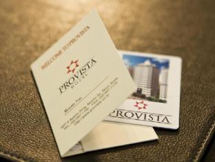 Provista Hotel Gangnam Seoul - Keycard