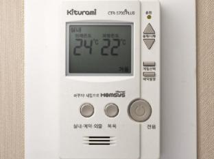 Provista Hotel Gangnam Seoul - Heat Control
