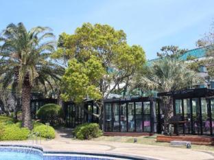 The Suite Hotel Jeju Jeju Island - Self BBQ Zone
