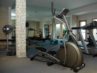 Jamahal Private Resort & Spa Bali - Ruangan Fitness