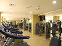 Gateway Hotel Dubai: fitness room