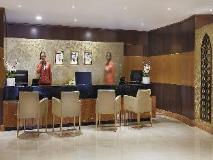 Gateway Hotel Dubai: reception