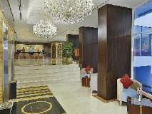 Gateway Hotel Dubai: entrance