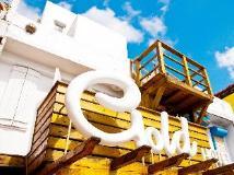 Gold Hotel: exterior