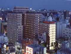 Osaka Namba Washington Hotel Plaza Japan