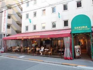 Sakura Hotel Ikebukuro Tokyo - Open Terrace