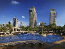 Habtoor Grand Beach Resort and Spa: view