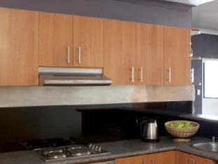 Mont Clare Boutique Apartments Perth - Kitchen