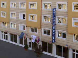 Atlas City Hotel Budapest - Exterior