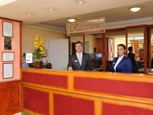 Atlas City Hotel Budapest - Reception