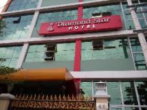 Diamond Star Hotel Yangon: